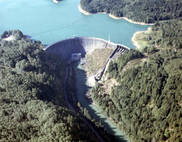 Dam types and functions chronology of major events in u s dam safety